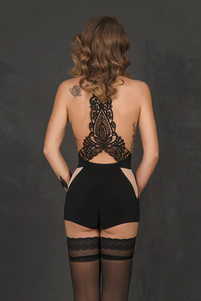 Romy Lace Back Playsuit