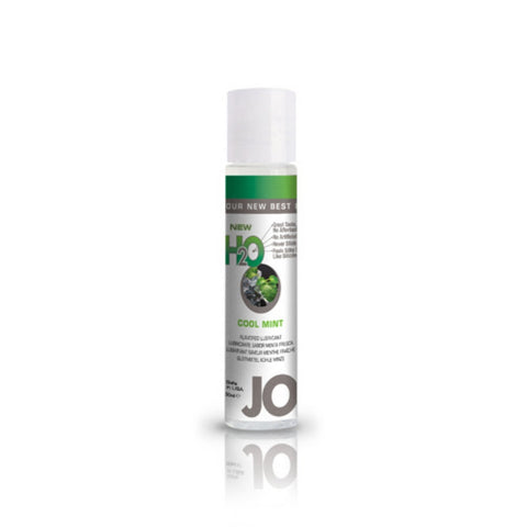 JO H2O Cool Mint Flavoured Lubricant - She Said Boutique
