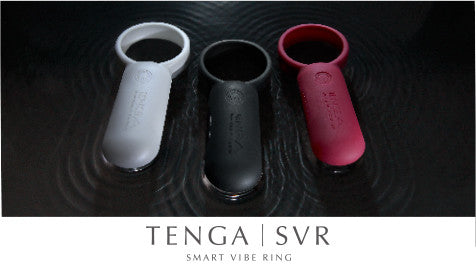 Tenga SVR Smart Vibrating Ring - NEW IN - She Said Boutique - 3