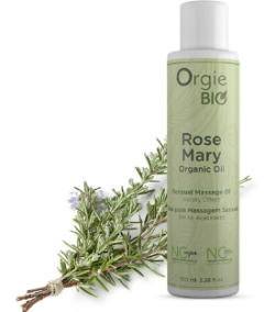 Rosemary Organic Massage Oil by Orgie Bio