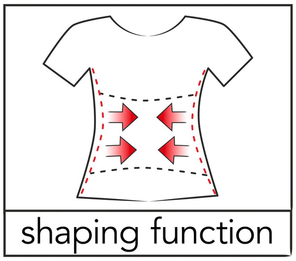 Stomach Reduction T-Shirt