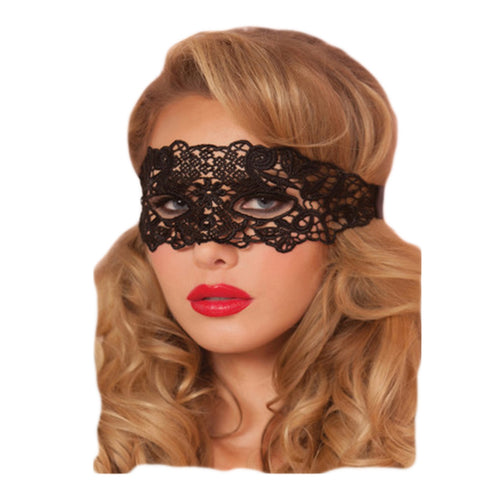 Lace Eye Mask - She Said Boutique - 1