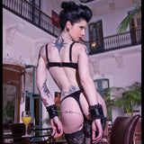 PVC Thong - She Said Boutique - 4