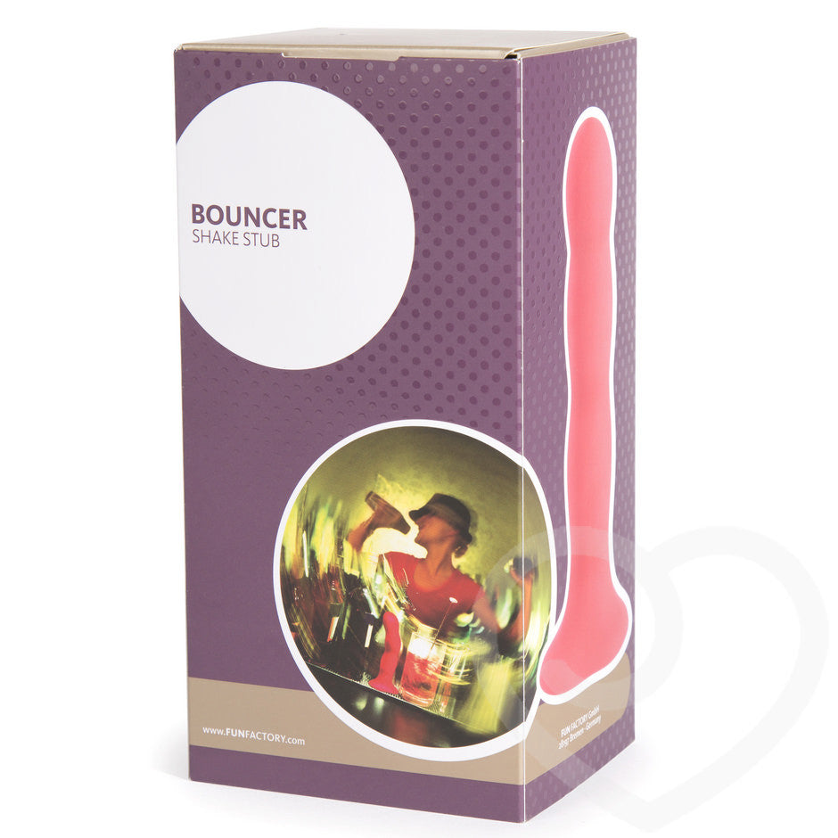 Bouncer Jiggle Dildo with Suction Cup - Harness Compatible - She Said Boutique - 6