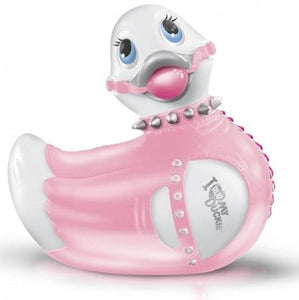 BDSM Mini Rubber Duckie Vibrator