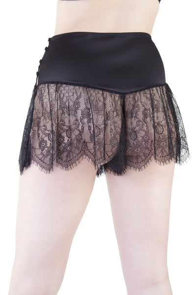 Retro Lace French Knickers