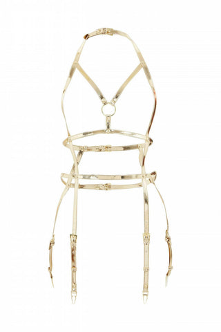 Open Suspender Harness