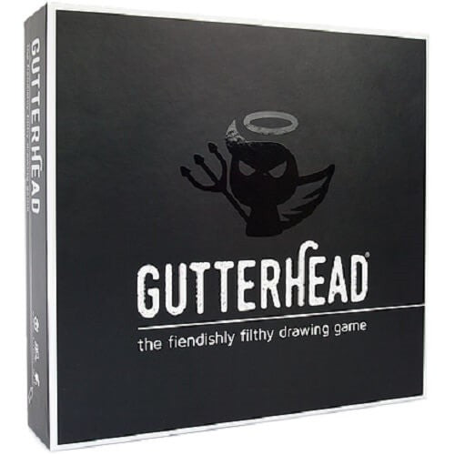 GUTTERHEAD - The Filthy Drawing Game