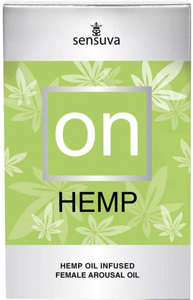 ON oil Hemp by Sensuva