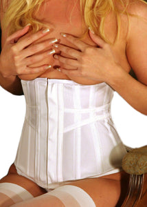Longline Underbust Corset in Coutil