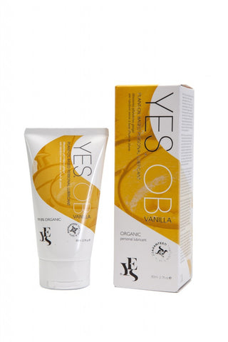 YES Vanilla Lubricant - Oil Based - She Said Boutique