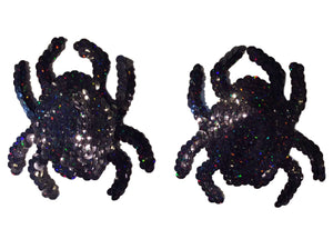Spider Sequin Nipple Pasties