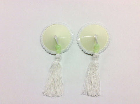 Glow In The Dark Nipple Tassels - She Said Boutique