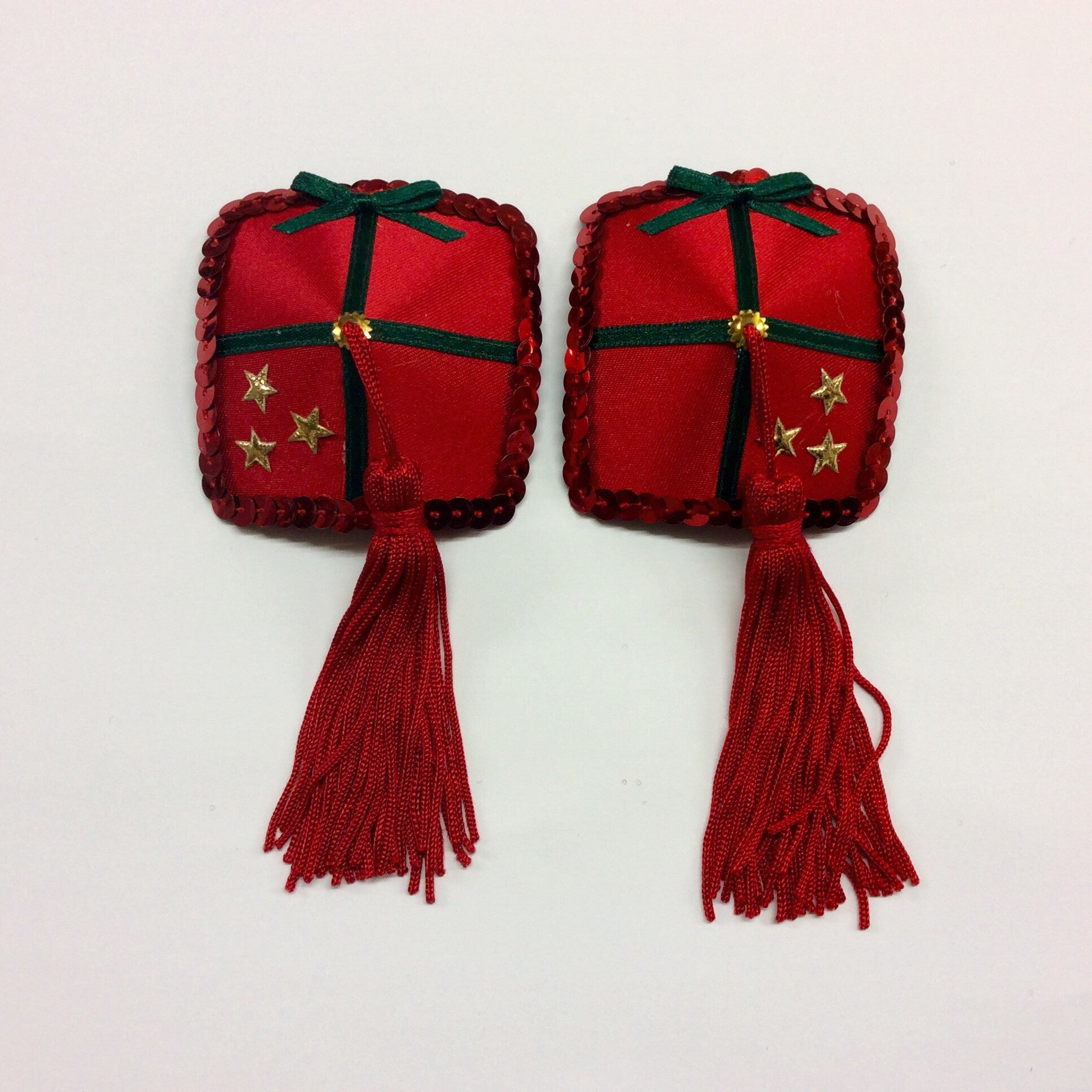 Christmas Present Nipple Tassels - She Said Boutique