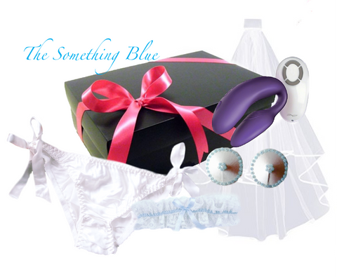 The Something Blue Hamper