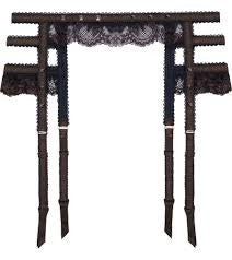 Kinsley - Suspender Belt