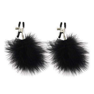 Feathered Nipple Clamps - She Said Boutique - 1