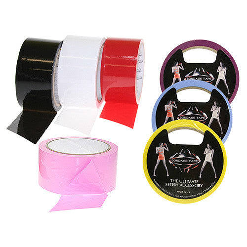 Funky Gloss Vinyl  Bondage Tape - She Said Boutique