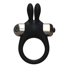 Silicone Rabbit Vibrating Cock Ring by JoyRings