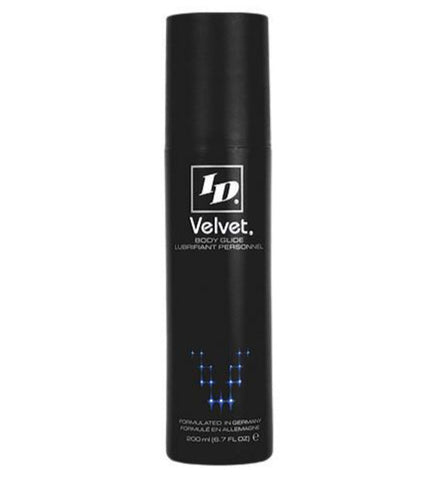 Velvet Silicone Based Lubricant - She Said Boutique