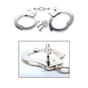 Limited Edition Metal Handcuffs - She Said Boutique