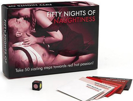 50 Nights of Naughtiness - She Said Boutique
