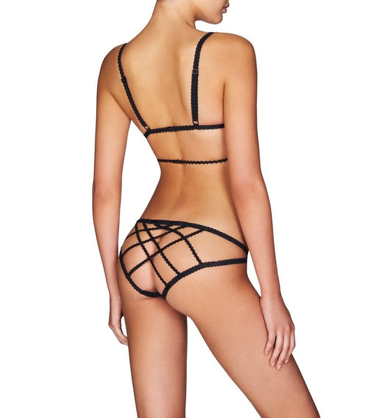 Olga Strappy Back Brief (Last Size - L)