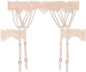 Rosie Lace Suspender Belt