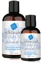 Sliquid Organic Natural - She Said Boutique