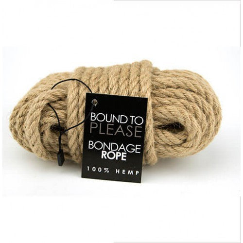 Bondage Rope Hemp
