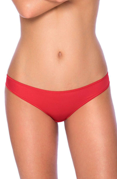 Rose Brief with Bow Detail