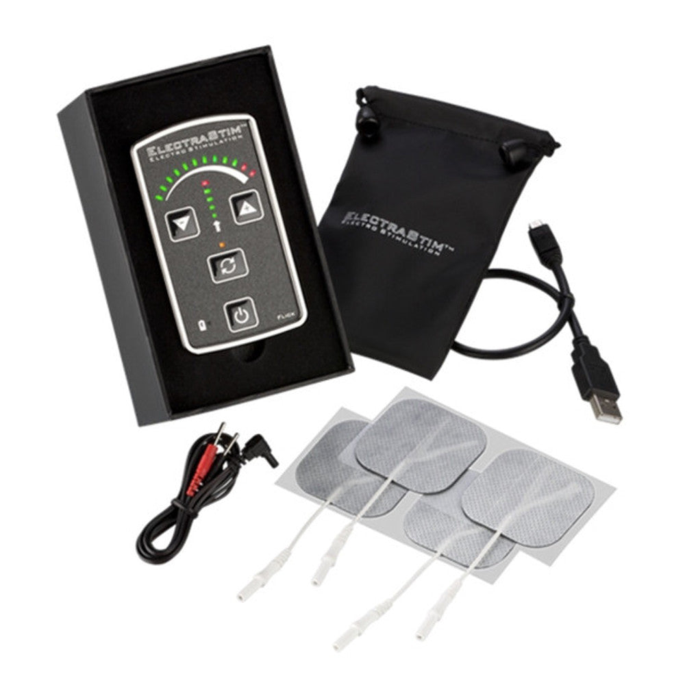 ElectraStim Flick EM60-E Electro Stimulation Pack - She Said Boutique