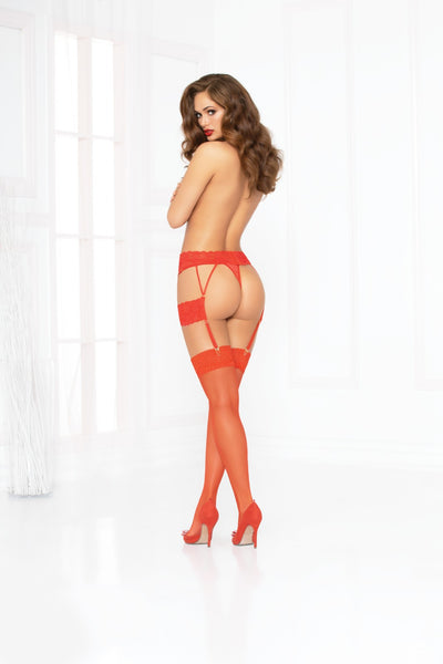 Gorgeous Suspender Belt