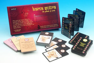 Kama Sutra The Game of Love - She Said Boutique - 1