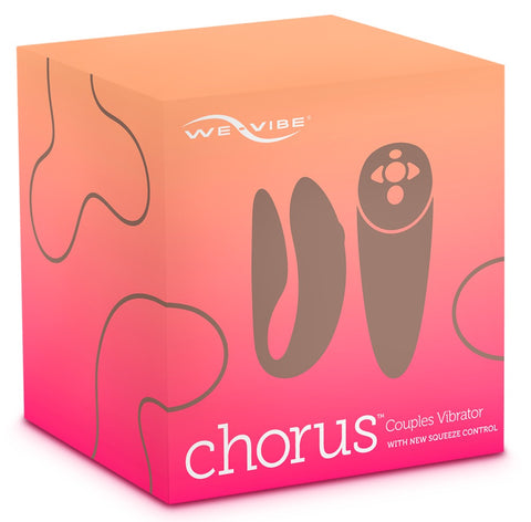 We Vibe Chorus with Squeeze Remote - New in store!