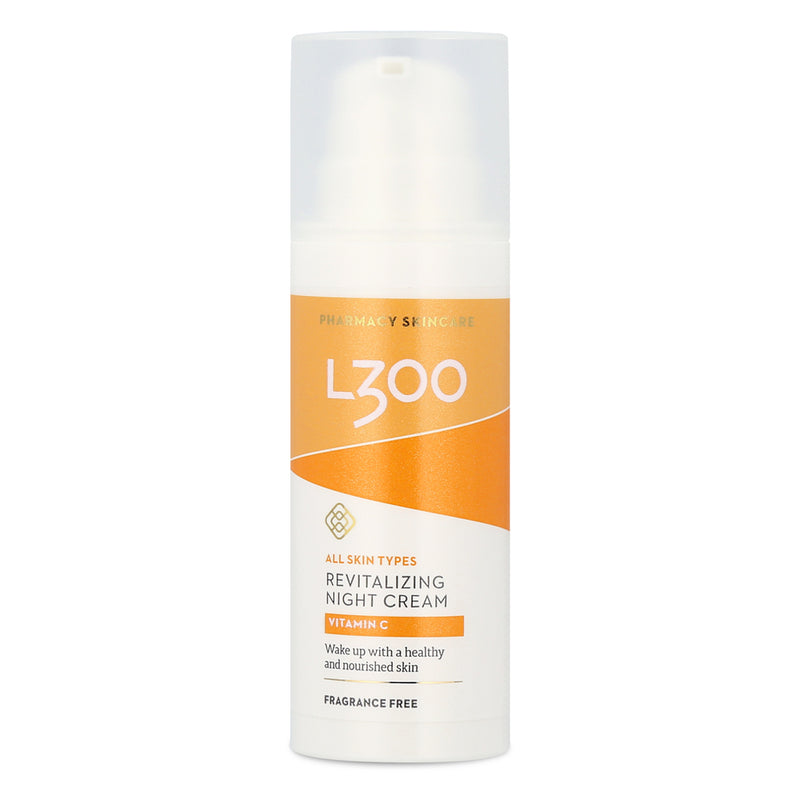L300 50ml Vitamin C Revitalizing Night Cream Yövoide