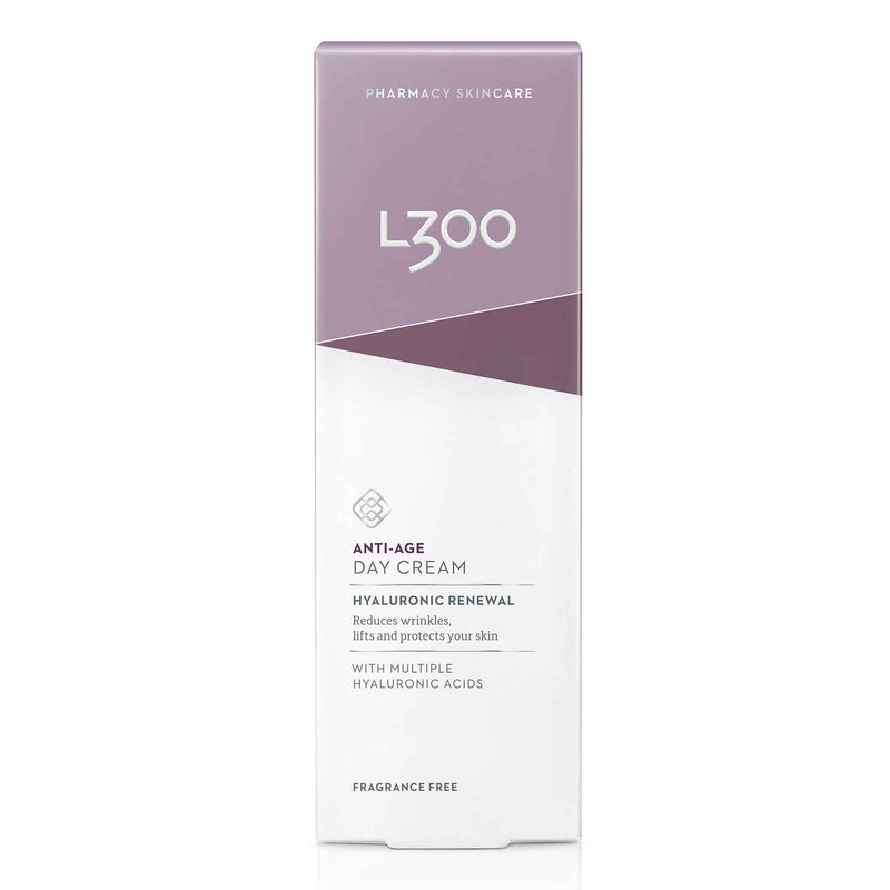 L300 50ml Hyaluronic Renewal Anti-Age Day Cream päivävoide