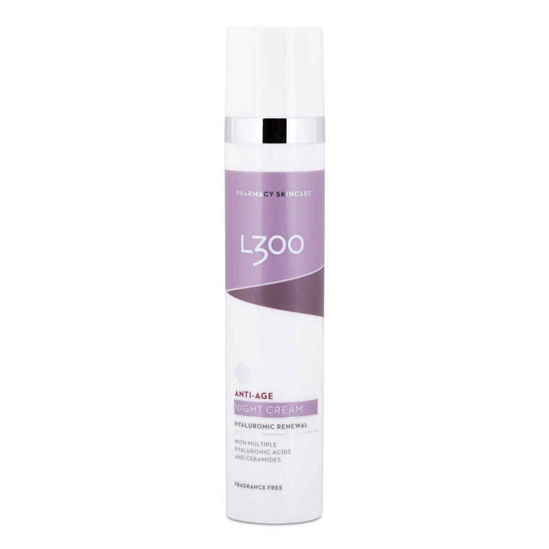 L300 50ml Hyaluronic Renewal Anti-Age yövoide