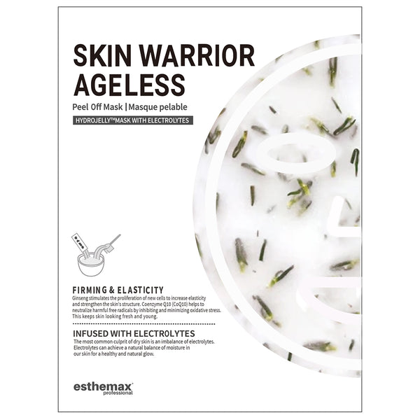 Skin Warrior Ageless Hydrojelly Mask