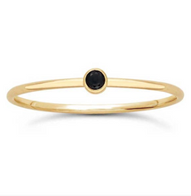 Load image into Gallery viewer, BLACK DIAMOND RING