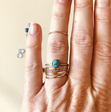 Load image into Gallery viewer, LARGE TURQUOISE RING