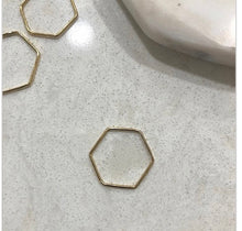 Load image into Gallery viewer, HEXAGON RING