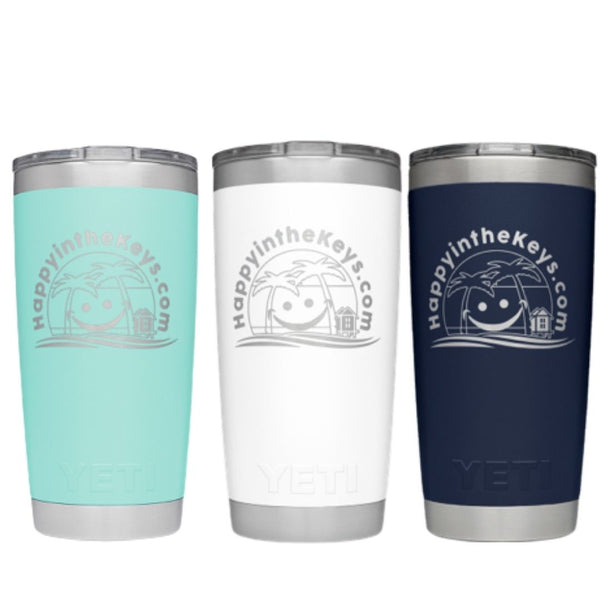 20 oz Yeti Tumbler - 3 Colors