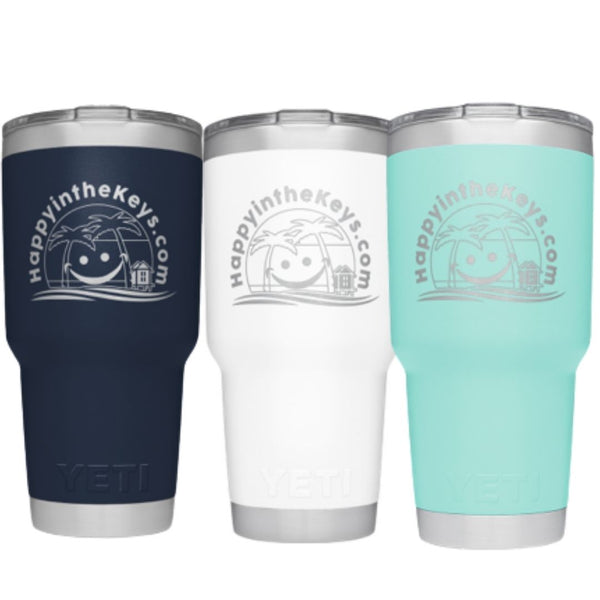 30 oz Yeti Tumbler - 3 Colors