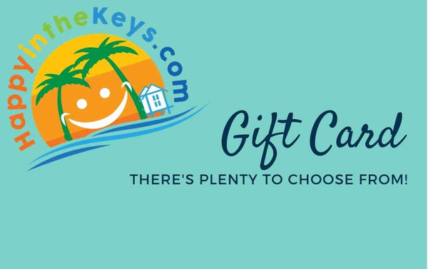 Happy In The Keys Gift Card
