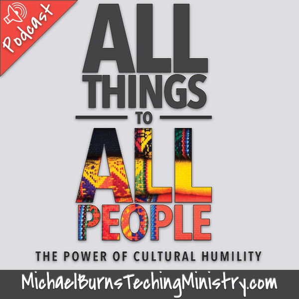 ALL THINGS TO ALL PEOPLE PODCAST