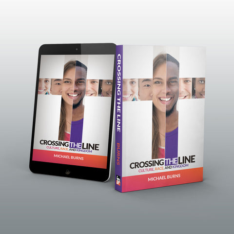 Crossing the Line Kindle - MichaelBurnsTeachingMinistry
