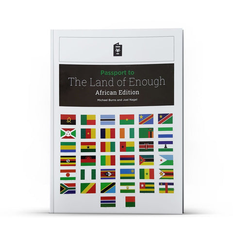 PASSPORT to the Land of Enough (AFRICA) - MichaelBurnsTeachingMinistry