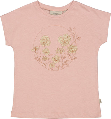 T-Shirt Flower Circle - Little moon