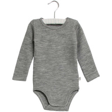 Indlæs billede til gallerivisning Body Plain Wool LS - Little moon